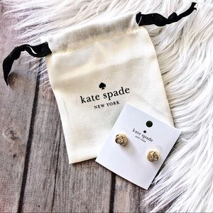 KATE SPADE Infinity & Beyond Earrings